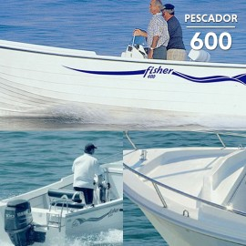 FISHER 600