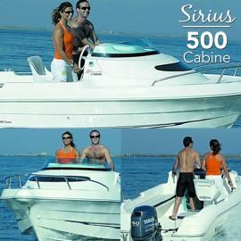 Sirius 500 Cabin