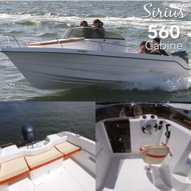 Sirius 560 Cabin