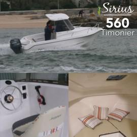 Sirius 560 Timonier
